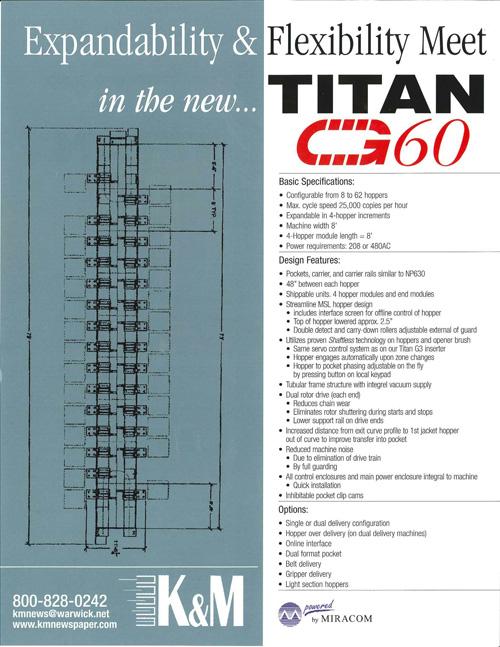 Titan G60